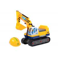 """30.3 """" Sliding Kids Ride On Toys Excavator With Highly Simulation Track for sale"""