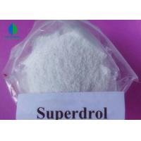 China Real Original Superdrol Powder CAS 3381-88-2 High Purity Bodybuilding Supplements for sale