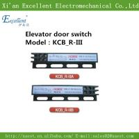 Wholesale Elevator magnetic switch ,elevator door switch,elevator lock KCB-R-III elevator parts lift parts factory supply from china suppliers