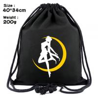 China Unisex Gym Sack Drawstring Bag Large Capacity For Clothes / Shoes Packing on sale