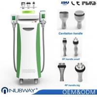 Wholesale Cryolipolysis Slimming Machine with Cavitaion RF Cryo handles for fat freeze slimming from china suppliers