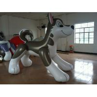 Quality Indoor Inflatable Wolf Decoration , Airtight PVC Inflatable Wolf for Decoration for sale
