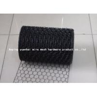 Wholesale Poultry Security Hexagonal Wire Mesh , Decorative Galvanized Chain Link Fence from china suppliers
