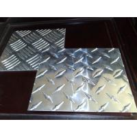 Quality High Tensile Embossed Aluminum Sheet Aluminium Checker Plate for sale