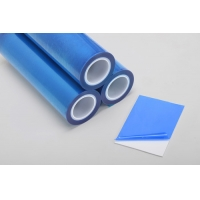 Wholesale Scratch Proof 100m 1200mm Plastic Sheet Protective Film For PVC Roofing Sheet from china suppliers