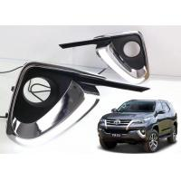 Wholesale 2016 TOYOTA All New Fortuner Auto Parts LED Daytime Running Lights Fog Lamps from china suppliers