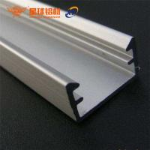 Wholesale double side aluminum frame led custom light aluminum extrusion profile for led advertising edgelit light box from china suppliers