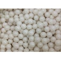 China High Hardness Zirconium Oxide Balls For Planetary Ball Mill 0.1mm-30mm Size for sale