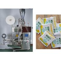 Wholesale 1-10g Tea Sachet Packaging Machine 40-60 bag/min And With Tag from china suppliers