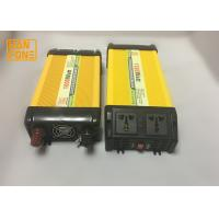 Quality Dual Output Socket Off Grid Solar Power Inverter With Intelligent Cooling Fan for sale