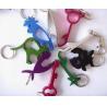 Buy cheap cartoon bottle opener,can opener,wine opener,metal opener,opener with key ring from wholesalers