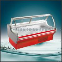 China Deli Counter Display Panasonic Compressor , Deli Refrigeration Equipment For Food Grocery on sale