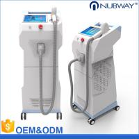 Wholesale Permanent professional and fast 808nm diode laser hair removal machine from china suppliers