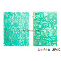Wholesale CEM-1 23F Single Layer Printed Circuit Board Custom Pcb Printing 0 .4 Mm Min. Aperture from china suppliers