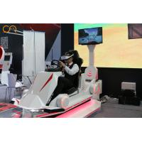 Wholesale 9D VR Racing Simulator Coin Operated Multi-Player Interactive Virtual Reality Racing Driving Machine from china suppliers