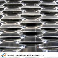 China Expanded Metal Grating|Standard Type Made by Steel Plate 1/4 to 1 1/2 for sale