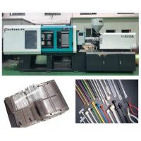 China Horizontal Servo Auto Injection Molding Machine 240 Ton Low Noise High Precision for sale