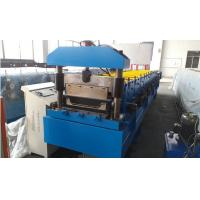 Wholesale Roof Panel Standing Seam Roll Forming Machine With Rib And Electrical Seaming Machine from china suppliers