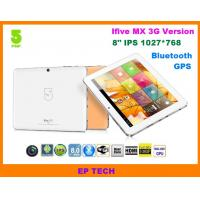 Wholesale 8 GPS tablet PC IFive MX IPS screen with build in 3G 1G/16G Bluetooth HDMI from china suppliers
