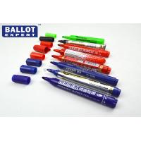 Wholesale Purple / Blue Silver Nitrate Waterproof Ink Pen Indelible For Printing from china suppliers