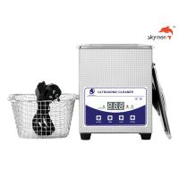 Wholesale Table Top Benchtop Ultrasonic Cleaner 60 Watt 2L JP-010T For Mold Components from china suppliers