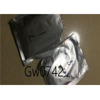 Wholesale Gw0742 CAS 317318-84-6 SARM Steroids White Powder Raw Material from china suppliers