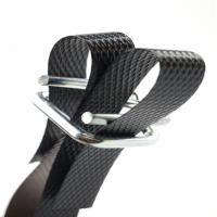 Wholesale Wire Binding Buckle Strapping Seal Handbag Strap Hardware For Composite Polyester Strap from china suppliers
