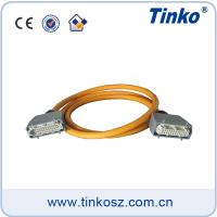 16 core cable, thermcoupld cable and power cable with heavy duty connector