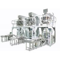 Wholesale 50 / 100g Automatic Chips Packing Machine , 10 Heads Weighing And Packing Machine from china suppliers