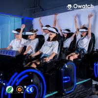 Quality 2019 HOT SALE!! High Quality Interactive Dynamic Platform Cinema Simulator 6 for sale