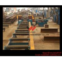 Wholesale Steel Straightener H Beam Straightening Machine for Flange , Adjustable and High Precision from china suppliers