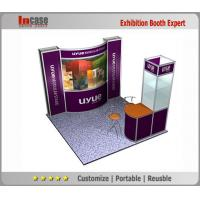 Buy cheap 3m x 3m Portable Trade Show Exhibit Display Modular For Exhibition from wholesalers
