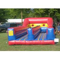 Wholesale Customized Inflatable Interactive Games Bungee Run Inflatables For Adults from china suppliers