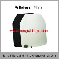 Buy cheap Equipped with professional NIJ IIIA IV Army Alumina Ceremic Police Military from wholesalers