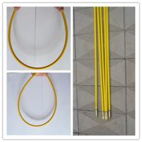Buy cheap frp duct rodder,FISH TAPES,CONDUIT SNAKES,Tracing Duct Rods from wholesalers