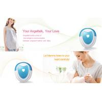 Quality FDA Ultrasonic Prenatal Hand Held Fetal Doppler Safety Baby Heartbeat Detector for sale