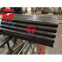 Buy cheap 20Mn 25Mn Q275 Q295 Cold drawn and Cold rolled Seamless steel tubes for structural purpose GB/T 8162 from wholesalers