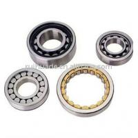 Wholesale Single Row P5 P4 Brass Steel NylonCylindrical roller bearing for textile machinery from china suppliers