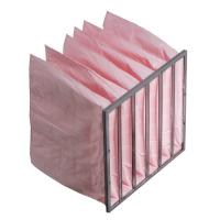 Wholesale F7 High Efficiency Washable Air Filter Aluminium / Bag Air Vent Filter from china suppliers