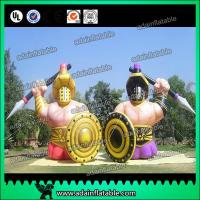Wholesale Beer Advertising Inflatable Man Custom Inflatable Egypt Warrior from china suppliers