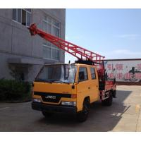 China GC -150 Hydraulic Chuck Truck Mounted Drilling Rig for sale