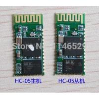 Wholesale HC-05 Bluetooth serial module, CSR master data transmission from one of the 51 SCM from china suppliers
