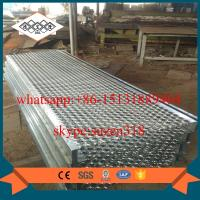 Wholesale heavy duty steel floor grating / metal catwalk decking grating from china suppliers