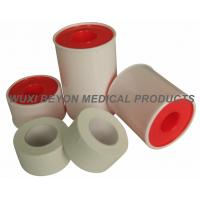 Quality Plastc Shell Packed Zinc Oxide Plaster Cotton Adhesive Bandage Medical Grade for sale