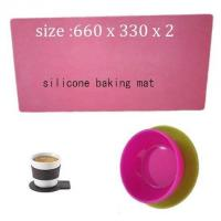 Quality promotion silicone dining room table pads  ,cheap silicone kitchen mat China for sale