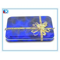 Wholesale Rectangular chocolate tin box packaging from china suppliers