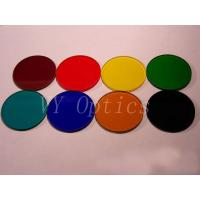 China BK7 optical color Filters for camera filter from China on sale