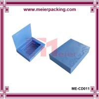 Wholesale custom made foldable paper card box for handmade soap ME-CD011 from china suppliers