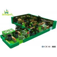 Buy cheap Commercial Center Laser Strike Kids Indoor Play Park / Children Play Zone from wholesalers