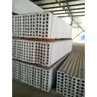 Buy cheap High Strength Hollow Core Concrete Panels For Office Building , Soundproof / Fireproof from Wholesalers